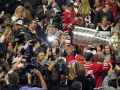 The Cup in the crowd