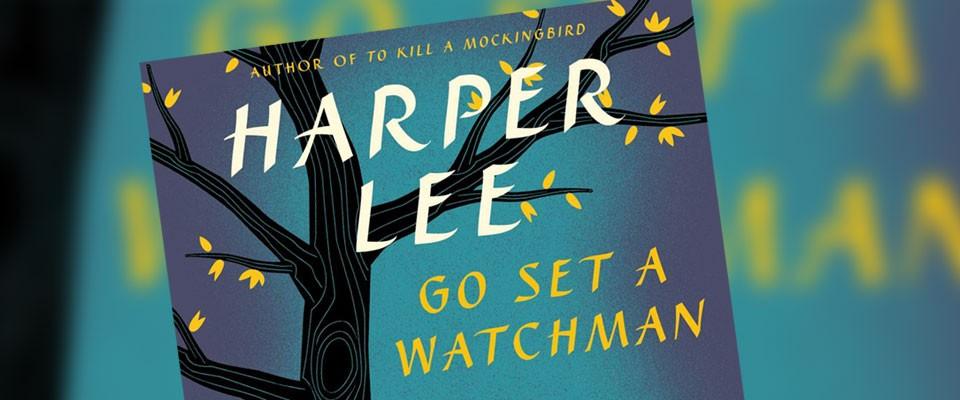 Go Set a Watchman banner